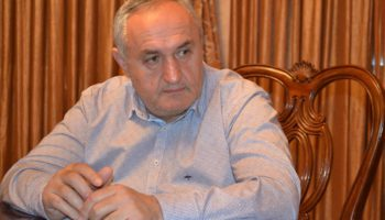 Размик Тевонян - директор Eraskh Wine